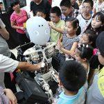 Meet Roboy 2.0, the little humanoid robot