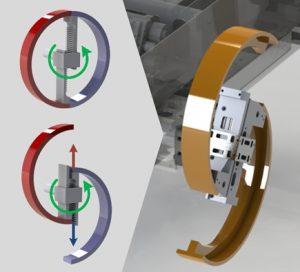 wheel transition