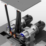 Motion-platform maker standardizes on Sensoray I/O for measurement and motion control