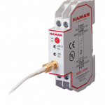 Compact eddy current sensor fits semiconductor clean room needs