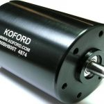 Quiet slotless, brushless motors from Koford