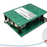 Fiber-Optic Temperature Measurement Covers -200° to +300°C, Includes USB, RS232 and SPI Interfaces