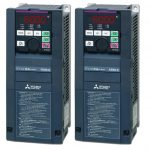 Mitsubishi Electric Automation's All-in-One Ethernet Drives Now Offer Ethernet Connectivity as a Standard Feature