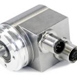 Precision magnetic encoders now available with CANopen interface