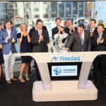ABB's YuMi rings NASDAQ opening bell