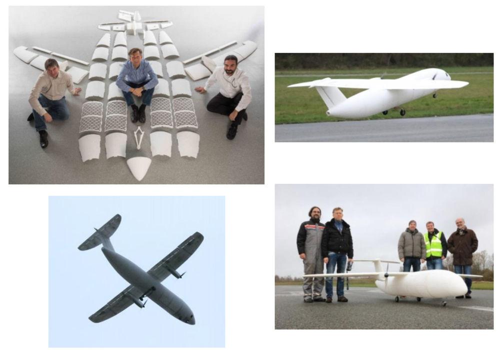 Printed Parts Take Flight - Design World Network