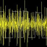 How are complementary signals used to mitigate encoder noise?