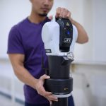 Portable metrology systems helps measure small spaces