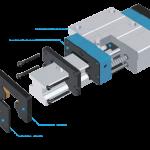 IKO MX series of linear roller bearings — now more standard variations