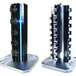 Kurt SeraLock Towers And WedgeLock and MoveLock Modules Provide High Density, Flexible Workholding