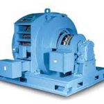 What is a wound rotor motor?