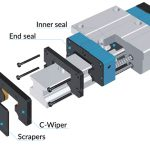 IKO MX series linear roller bearings now include dust protection
