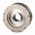 What are common modes of industrial clutch and brake engagement?