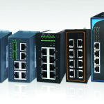 Plug and play entry-level unmanaged Ethernet switches for harsh environments
