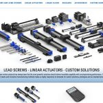 Helix Linear Technologies website — new at helixlinear.com