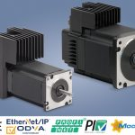 Integrated servomotor and drive from Tolomatic now with PROFINET