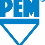 PEM® FHL™ and FHLS™ Self-Clinching Flush-Head Studs for Thin Metal Sheets  Feature Low-Displacement Head Design Enabling Close-to-Edge Installation