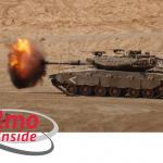 Elmo supplies servo drives for Israeli Merkava tanks