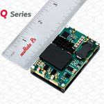 DRQ series bus converters deliver 800 Watts @ 95.8% efficiency for telco & networking applications