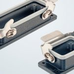 HARTING's HAN M bulkhead housings protect when immersed in water
