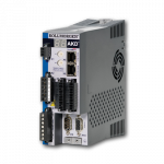 Why are servo drives also called servo inverters, amplifiers, and controllers?