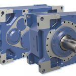 MAXXDRIVE industrial gear units from NORD now in more sizes