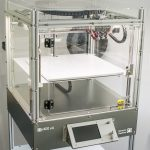 German RepRap launches 4th generation X400 3D printer with new features