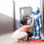 Japan company testing robots to counter childcare shortage