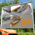 igus demonstrates safe energy chain systems for new cars at the IAA