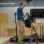This exoskeleton could eliminate crouch gait