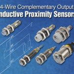 4-Wire Complementary Output Inductive Proximity Sensors