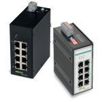 Unmanaged 8 port gigabit switches