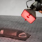 Inspection system accurately inspects carbon composites