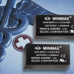 DC/DC converters put out 15, 20-W single/dual output in 1×2-in. footprint.