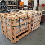 Production times on marine bearings reduced