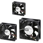 Oriental Motor MDP Series axial fans now with IP68 protection