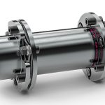 Disc pack couplings for explosion-protected atmospheres
