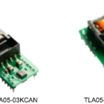 3W AC/DC converter integrated CAN/485 transceiver