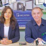 Weintek smart communication gateway cMT-G01 eliminates need for separate HMI