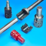 Rigid shaft adapters solve shaft compatibility issues