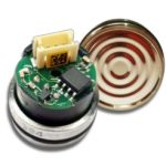 Stainless steel, media isolated pressure sensors