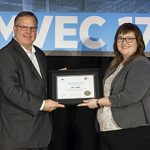 John Deere engineer Amy Jones Wins SAE/AEM Outstanding Young Engineer Award